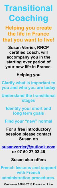 Transitional Coaching,create a life in France,coach,English,French lessons,French administration,assistance,help in English
